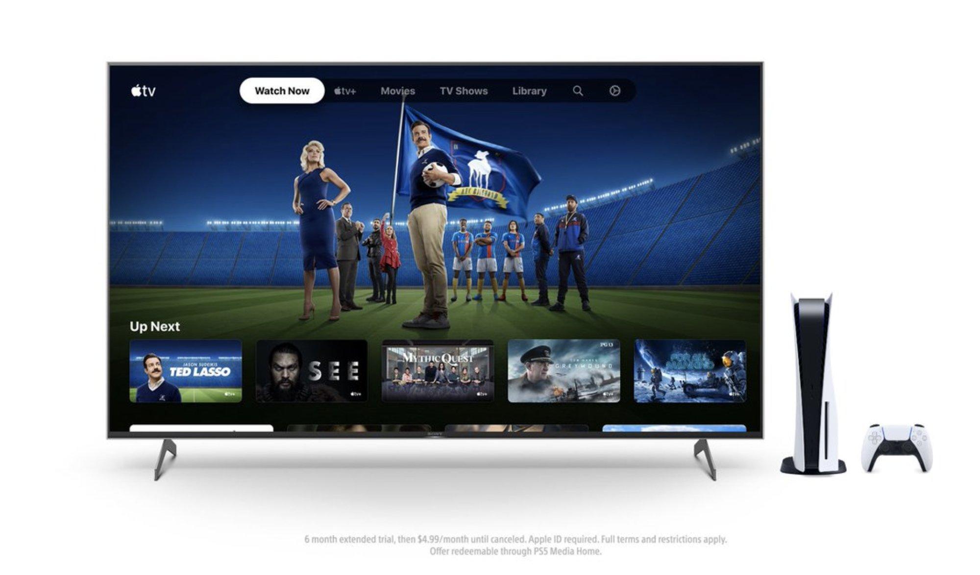 Apple TV Photo