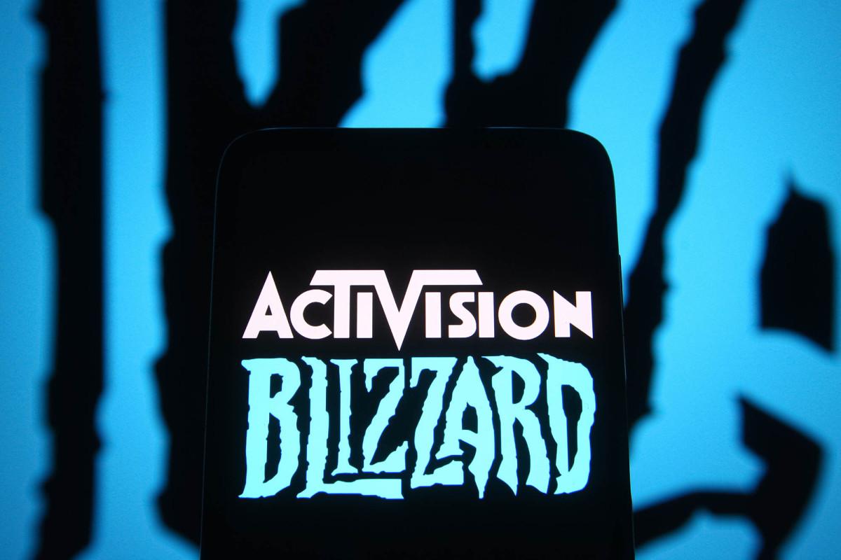 California sues Activision Blizzard over 'constant sexual harassment'
