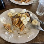 Image for the Tweet beginning: The King's French Toast is