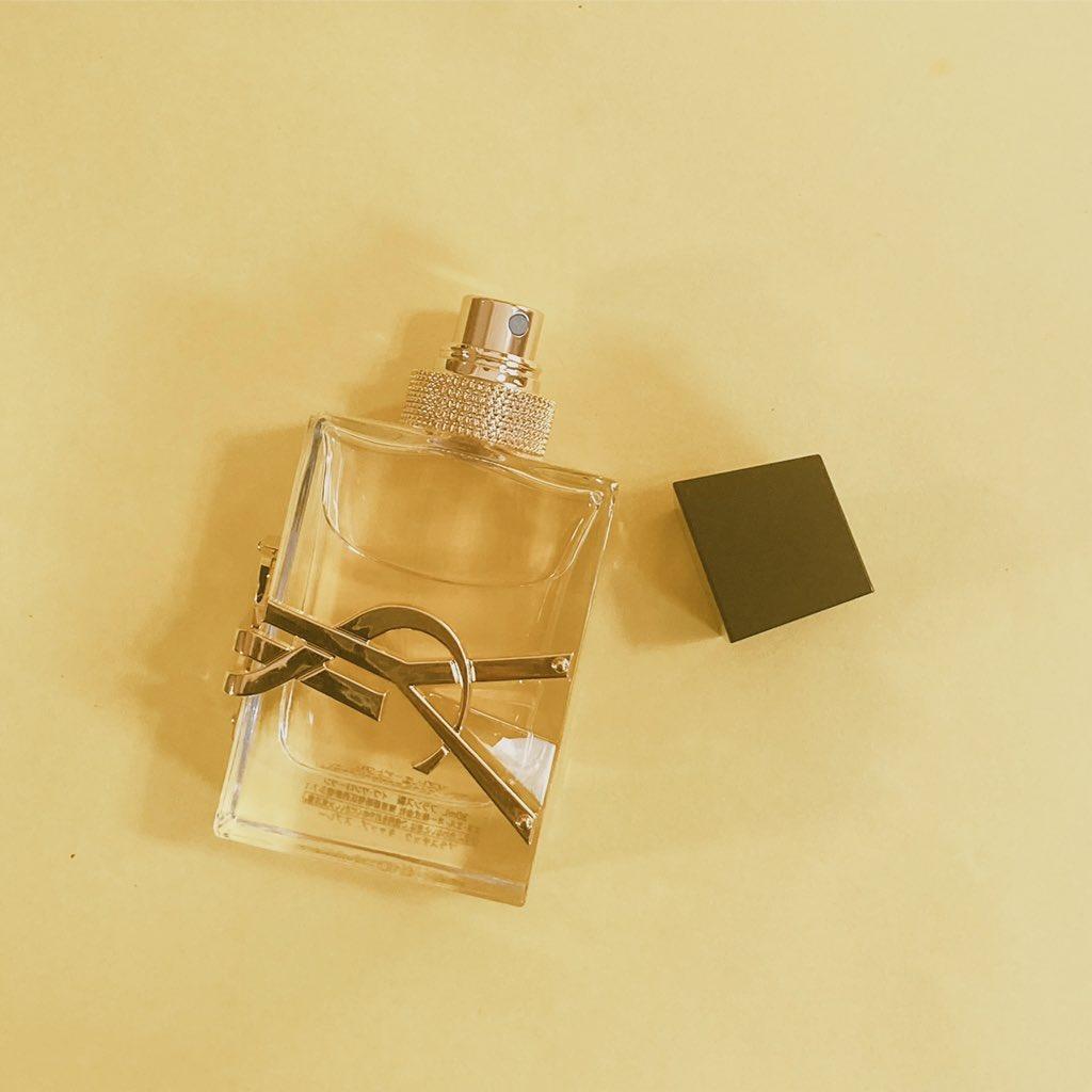 香水苦手な彼氏が「好き」って言ってくれた。周りから「どこの香水?」って聞かれる率が私史上1番高い。『YSLのリブレ』
