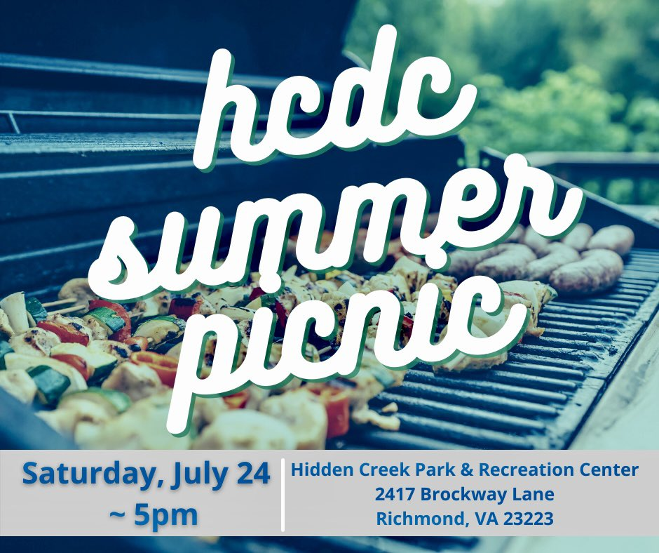 TOMORROW❗️TOMORROW❗️  The @HenricoDems Summer Picnic is TOMORROW!  Join @SpanbergerVA07, @delegatebagby, @VVforDelegate, @DelRodWillett, @tyenel12, @Lockhartfor56 and the HCDC fam & friends. TOMORROW AT 5PM.  Details/RSVP👇👇👇