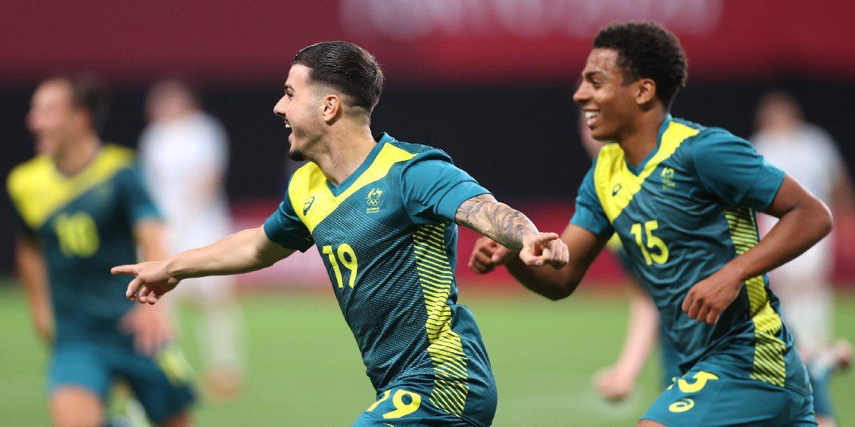 Socceroos Photo