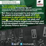 Image for the Tweet beginning: To tackle climate crisis, #G20