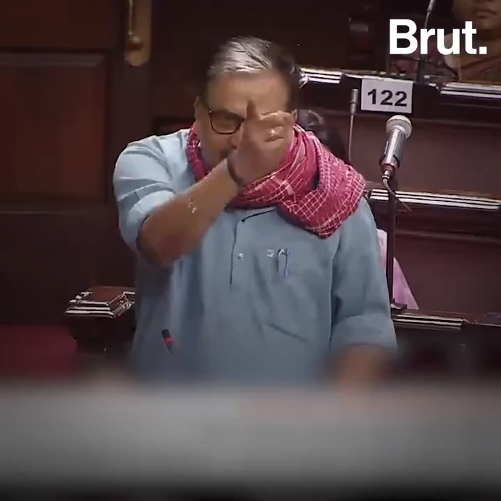 What did RJD lawmaker Manoj Jha say in the Rajya Sabha that sent ripples across the House... and social media? https://t.co/R9G3FjozK9