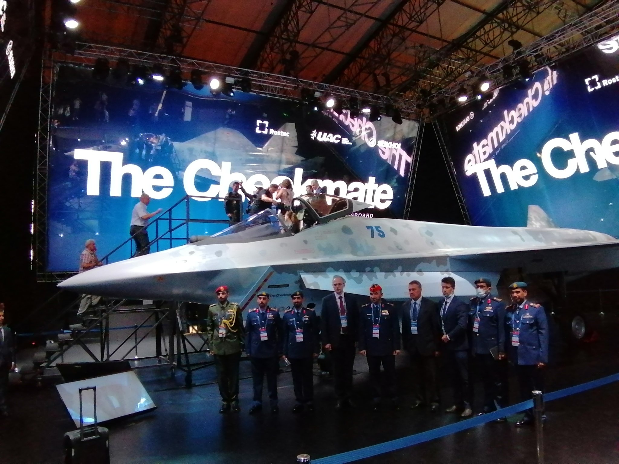 New combat aircraft will be presented at MAKS-2021 - Page 40 E65S_SmXIAUW-ys?format=jpg&name=large