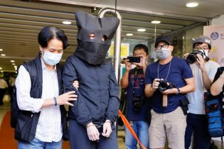 Childrens tales of sheep and wolves incite sedition, HK police say Photo