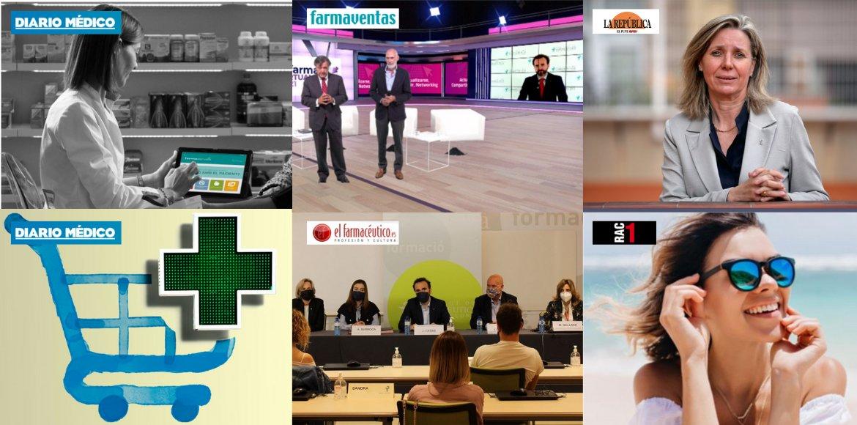 test Twitter Media - Quina presència va tenir el COFB als mitjans de comunicació 🗞️🖥️📻📺durant el mes de juny? Infarma Virtual 2021, l'extensió de Farmaserveis a tot Catalunya i la cloenda de la XVI edició del #MGOF, temes més destacats als mitjans. 👉🏻https://t.co/zIZp16uros https://t.co/2TJYpVvKWG