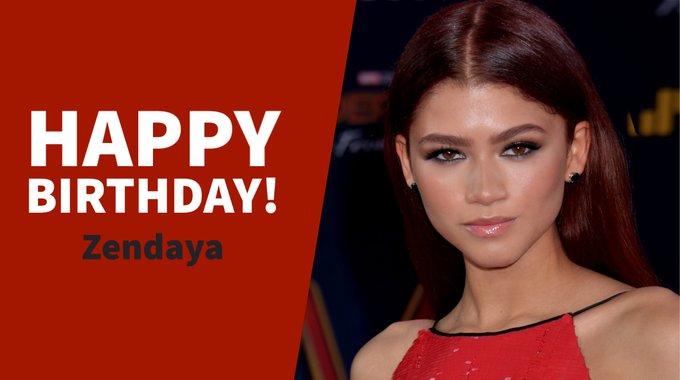 Happy Birthday to our favorite MJ Parker, Zendaya