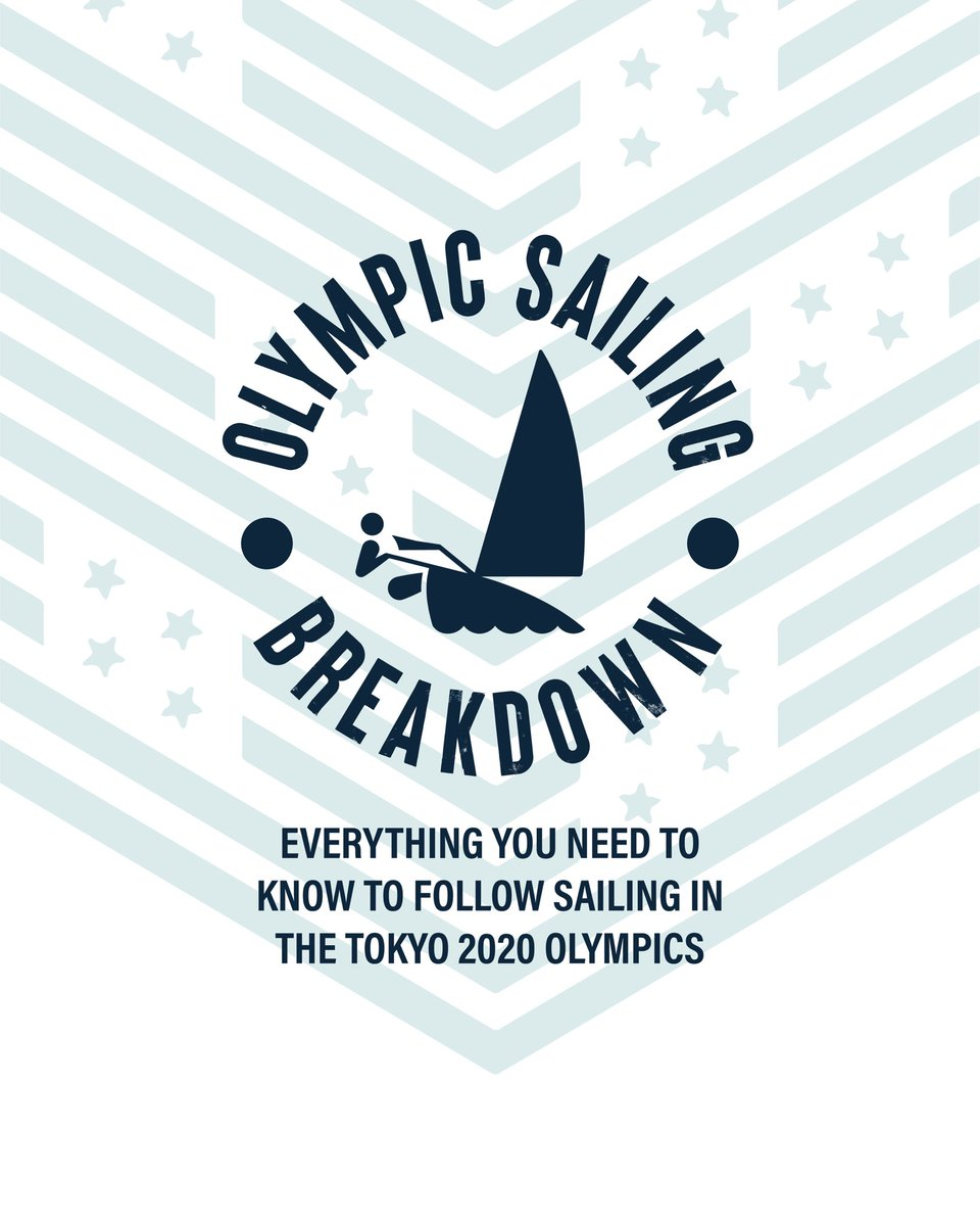 Follow the Sailing competition at the @Tokyo2020  Olympic Games! 🇺🇸