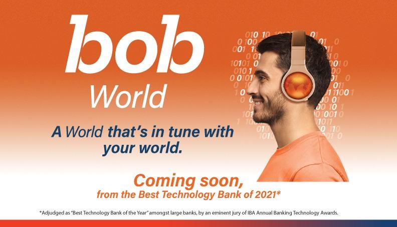 #bobWorld Photo