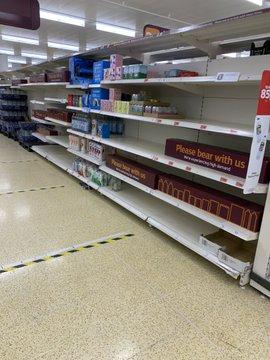 Panic Hits UK as Supermarket Shelves Go Bare E65k1CGWQAQ5MZf?format=jpg&name=360x360