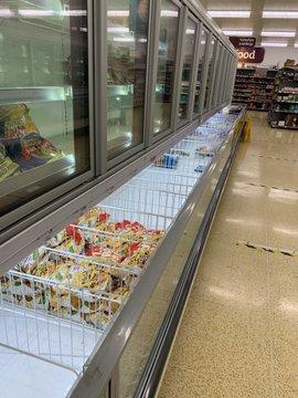 Panic Hits UK as Supermarket Shelves Go Bare E65k1EKX0AQEmLt?format=jpg&name=360x360