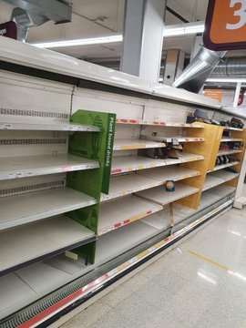 Panic Hits UK as Supermarket Shelves Go Bare E65nvuFXsAo-AWG?format=jpg&name=360x360