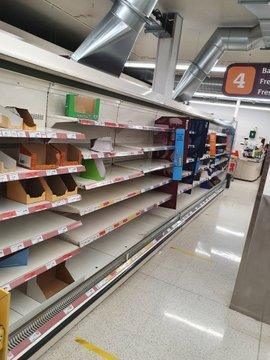 Panic Hits UK as Supermarket Shelves Go Bare E65nvuOXoAAsiuH?format=jpg&name=360x360