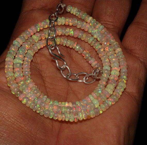 Opal necklace תמונה
