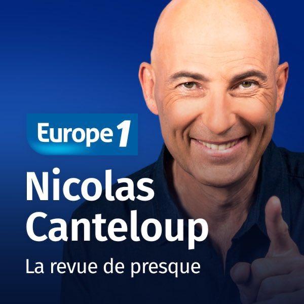 Nicolas Canteloup Photo
