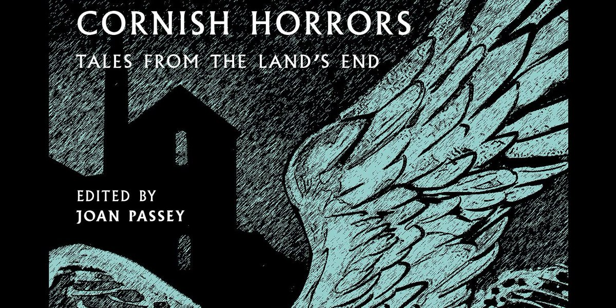 A new volume of Cornish horror stories by authors including Bram Stoker, Edgar Allen Poe & Arthur Conan Doyle is out now edited by @JoanPassey from @UoBrisEnglish   On Monday she spoke to @BBCCornwall  [listen at 37 mins] https://t.co/GiMbsLVxcC  #TalesoftheWeird @BL_Publishing https://t.co/NOGdovE5BD