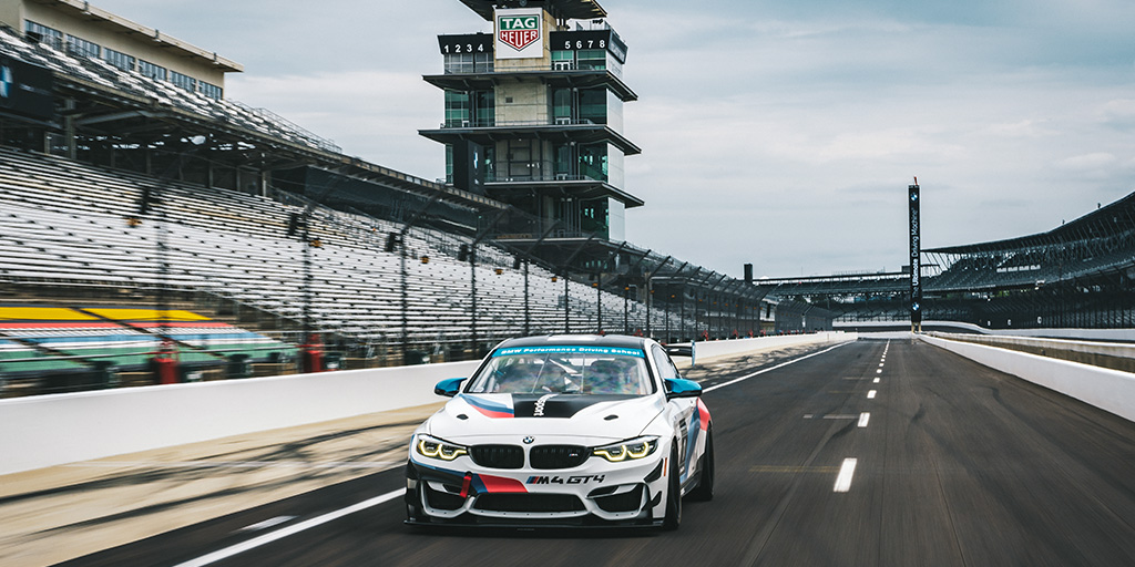A hot lap. In an M4 GT4. At Indy. Need we say more?  Taking place August 4th or 5th at the Indianapolis Motor Speedway (@IMS). Morning and afternoon sessions are available. Call 888-345-4269 to book your seat! https://t.co/YEEItZt2JB
