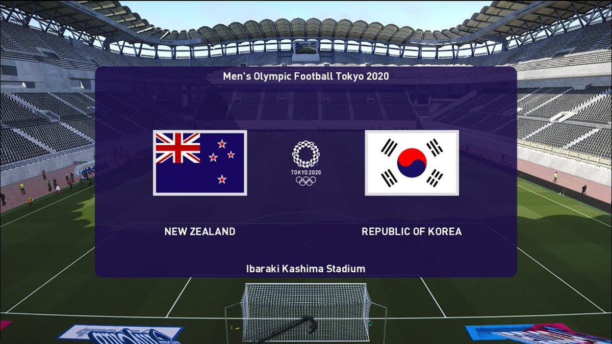 New Zealand vs Korea Republic Highlights 22 July 2021