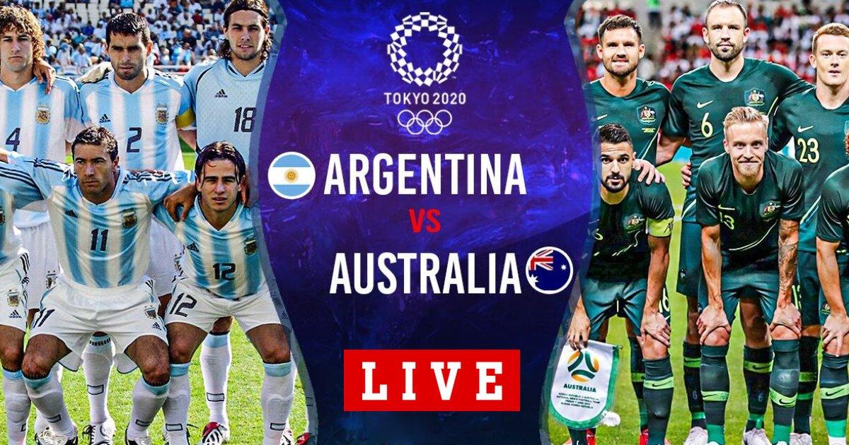 Argentina vs Australia Full Match & Highlights 22 July 2021