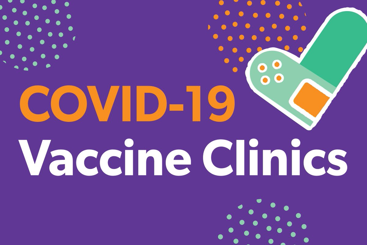 We are partnering with @lapublichealth to provide free COVID-19 vaccines to people 12 and over, no health insurance required.  Our next clinic is today, July 22, at A C Bilbrew Library from 1 - 3 pm. Walk-ups welcome!  For more info, please visit https://t.co/bUG6q7qYrs https://t.co/808iK7l6ah