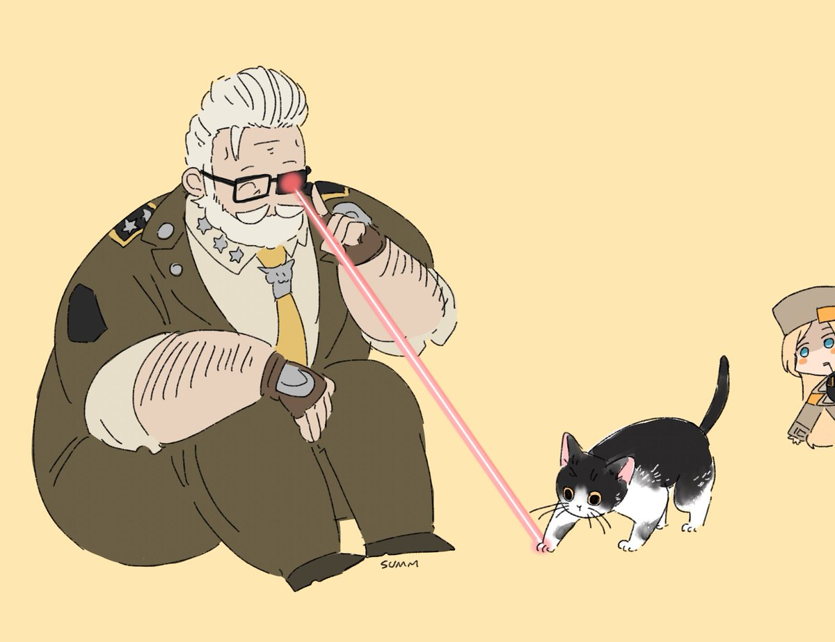 Goldlewis ft. Millia and cat #格ゲーキャラ描こうぜ #GUILTYGEAR #ggstrive #GGST #GuiltyGearStrive #arcsystemworks #arcsys #GGACPR #ggxrd #fanart #ギルティギア #一日一絵 #GGST_GO #ゴールドルイス