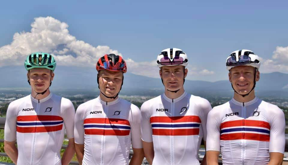 Good luck this weekend ladies and gents of the Norwegian Cycling team, at the Olympics https://t.co/KTlx0uSV8p