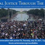 Image for the Tweet beginning: Join us Thursday, July 29