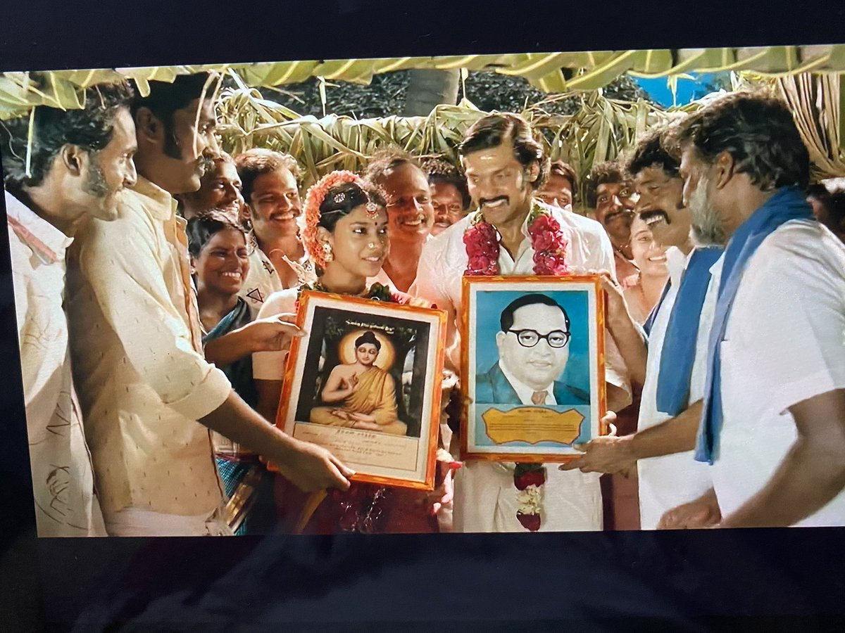 Watching #SarpattaParambarai on @PrimeVideo. Look at this powerful still, who can do this better other than our brother @beemji 💪🏻 @arya_offl is so great in every scene. Will do a movie review tomorrow for @TheShudra & @TheNewsBeak. Must watch movie 🍿 https://t.co/N37ot35rJS