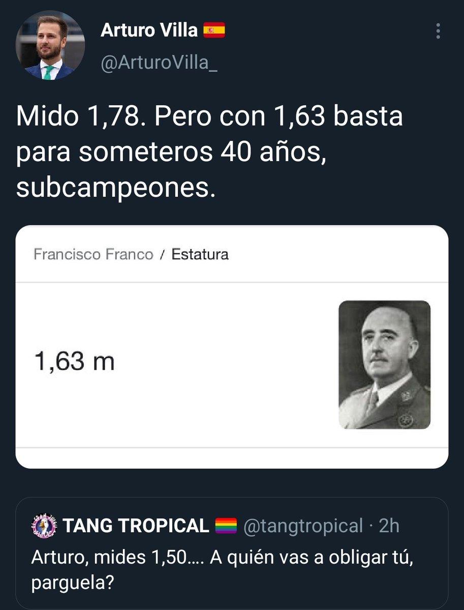 RT @DaniDominguezRo: No les digas a los de Vox que son fascistas, que se enfadan https://t.co/aqGh6uPsmL