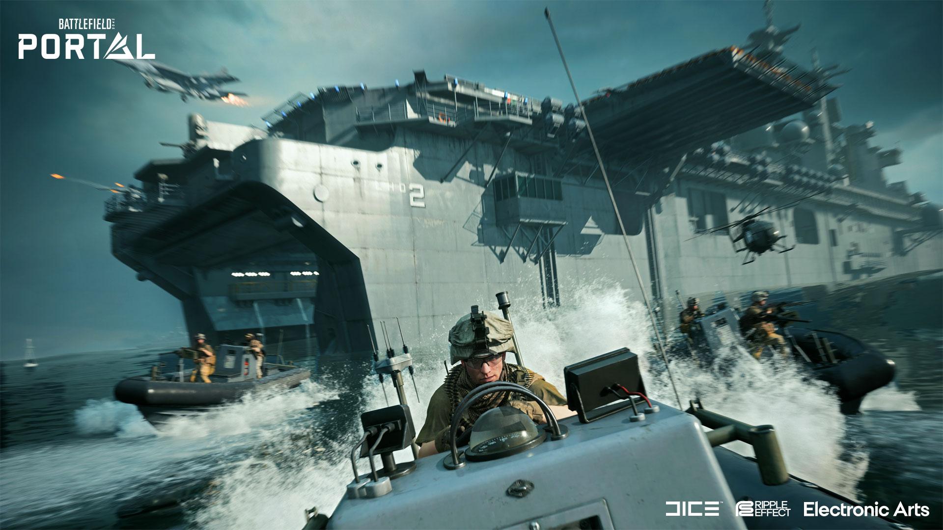 Battlefield Portal Foto