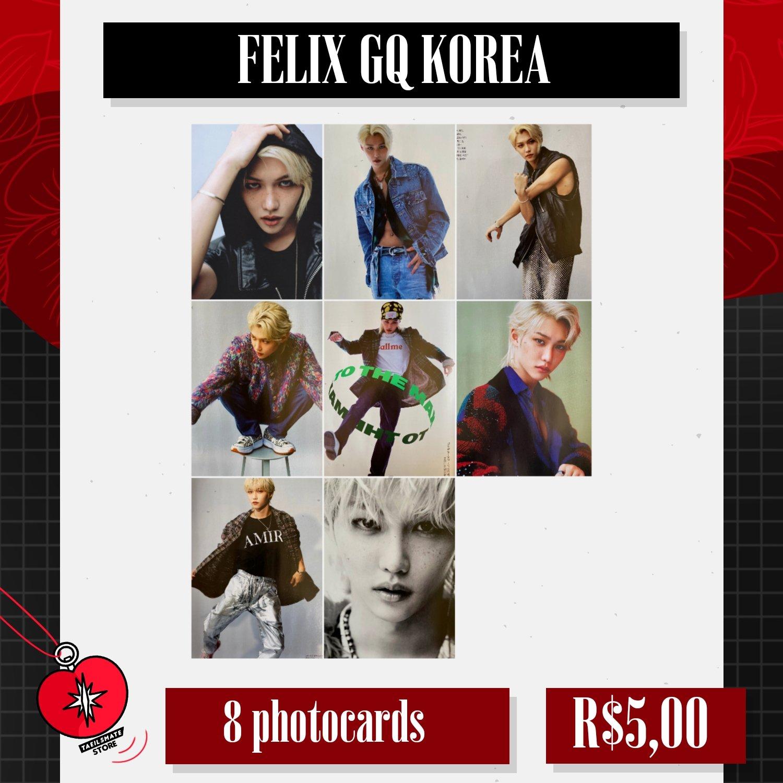 FELIX GQ KOREA Photo