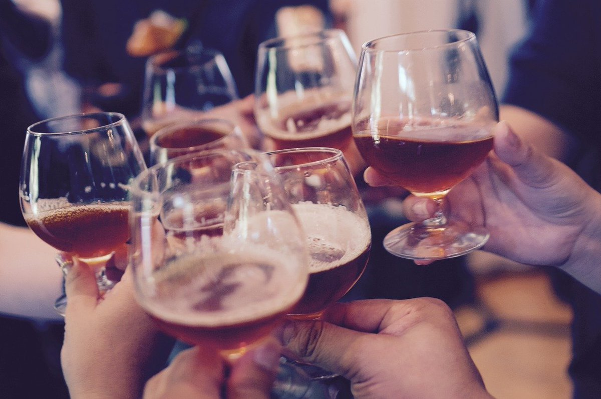 When do you think people have their first sip of alcohol? Hint: It is not always at age 21!  The DC YRBS found that 17.8% of high school students had their first drink of alcohol before age 13 and 13.1% had it before age 11. #TheresAReason