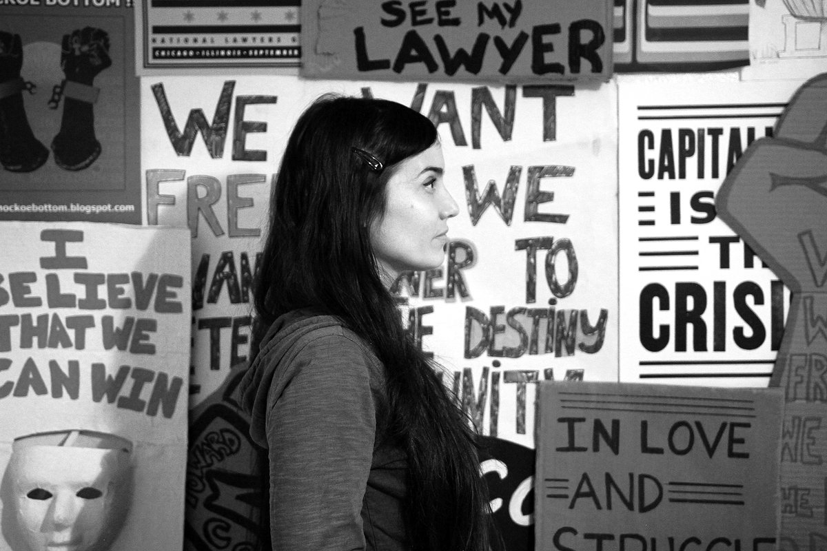 ✨DAISY CHAIN✨ is a @UMichHumanities produced video zine featuring 9 artists & their illuminating perspectives during this time of re-emergence.  One of them, Shanna Merola, is a visual artist, photojournalist and legal worker. Learn more at: https://t.co/e1hvgw86uH https://t.co/dNPUp3EU1C