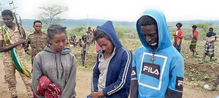 @USEmbassyAddis @ABlinken   Why will children be sent to war. I m glad the peoples army did not kill them. Tplf should be accountable. https://t.co/JjfsqWUG1k