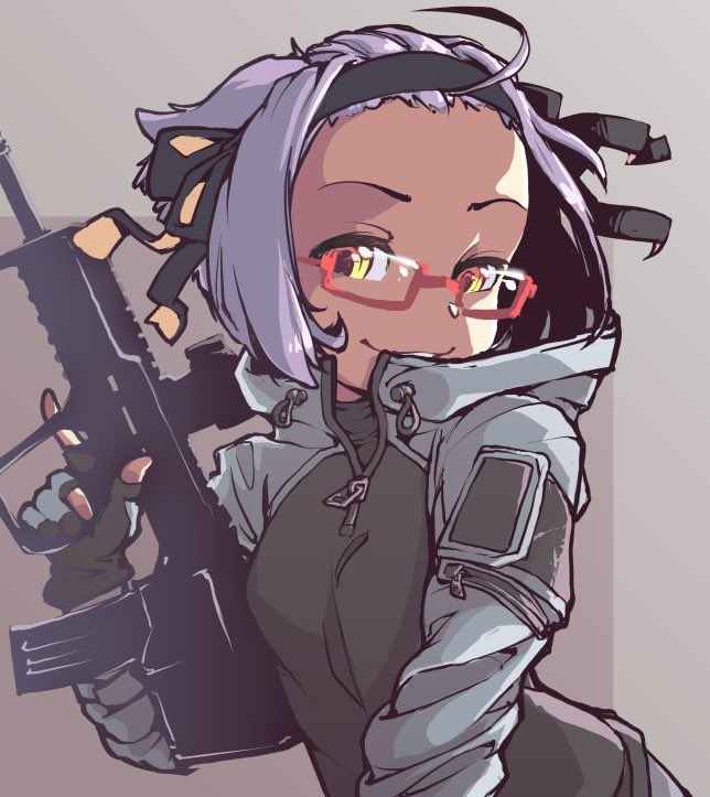 """RT @KenAshcorp: I want to invite her on a day at the range.  And yes, I want to """"flag the range"""" with her ;3c https://t.co/26XrcSan8d"""
