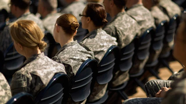 JUST IN: Senate panel votes to make women register for draft https://t.co/51QSVSwdEe https://t.co/g3FlaPf42u