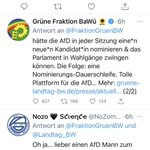 """Image for the Tweet beginning: """"Hätte die Mehrheit den AfD-Kandidaten"""