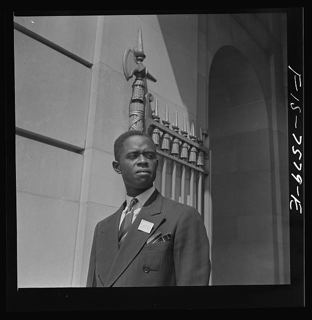 Mbonu Ojike, he was an African cultural & economic nationalist. https://t.co/6xc4xXjuXs