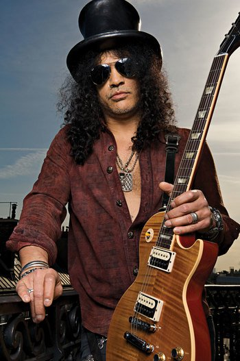 Happy 56th Birthday to Slash born this day in Hampstead, London, United Kingdom.
