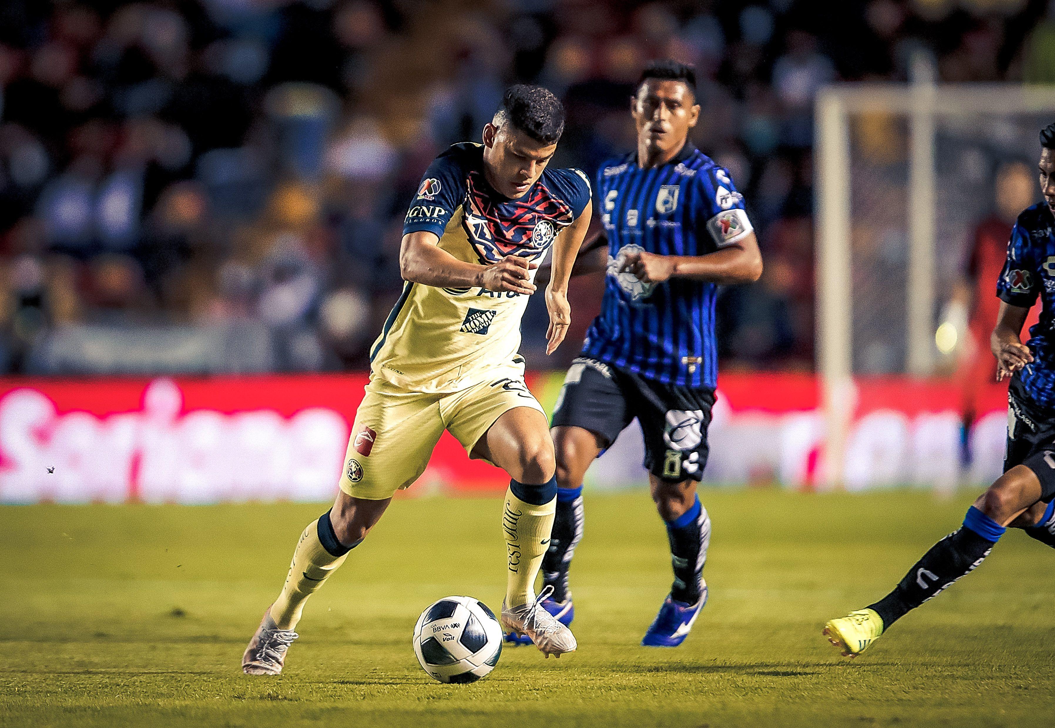 Querétaro vs América 0-0 Torneo Apertura 2021