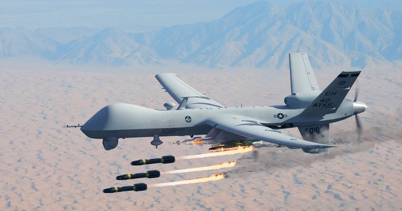 Predator-B drone