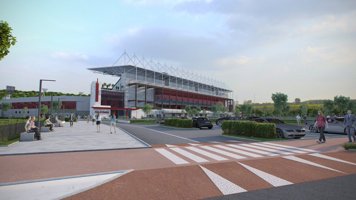 Páirc Uí Chaoimh unveils plans for new GAA museum and further enhancements to public realm near stadium. https://t.co/U8FCUuFLLS https://t.co/AmAncL5ipb