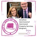 Image for the Tweet beginning: Jonathan Hammond and his team
