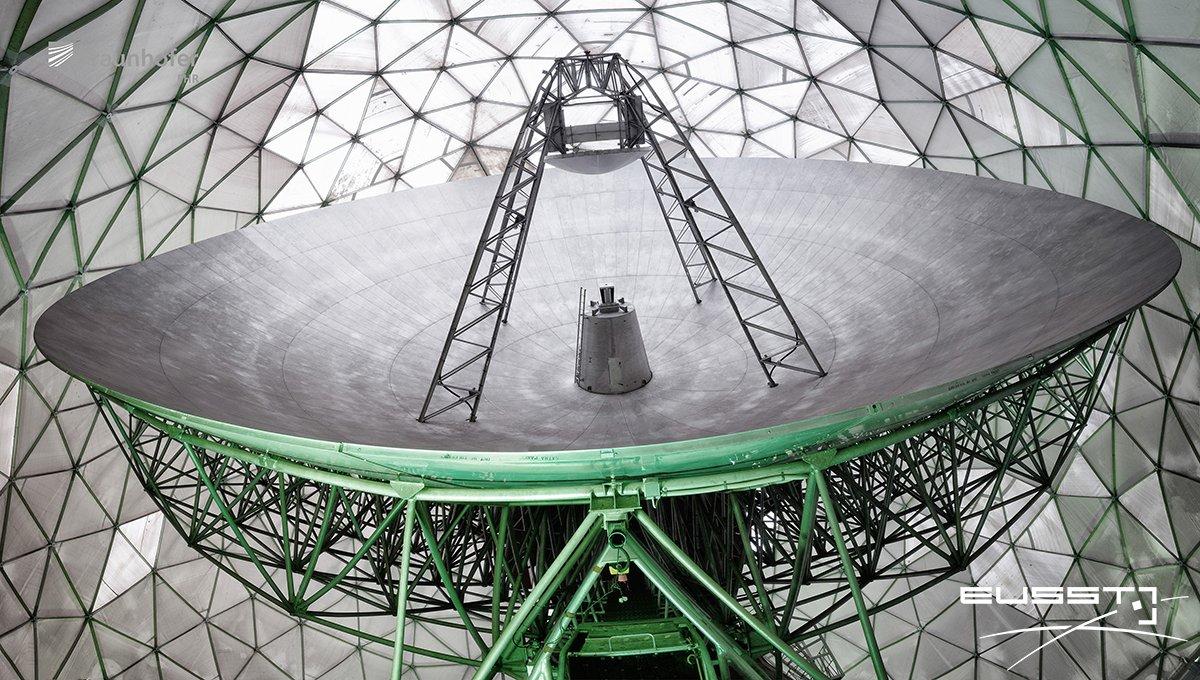 Image for the Tweet beginning: The Tracking & Imaging Radar