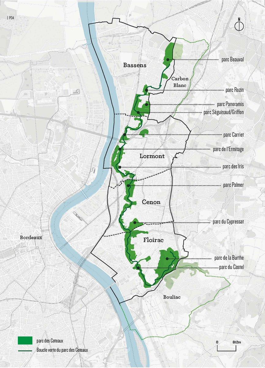— Le parc des Coteaux est un archipel d'une dizaine de parcs répartis entre #Bassens @VilledeLormont @VilledeCenon et @floirac_33270. Répondez à ce petit questionnaire pour mieux cerner vos habitudes et vos ressentis dans les parcs 🚶♂️🌳❖ urlz.fr/g2xA https://t.co/QF5x3AKM6Q
