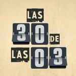 Image for the Tweet beginning: Hoy de 3 a 5