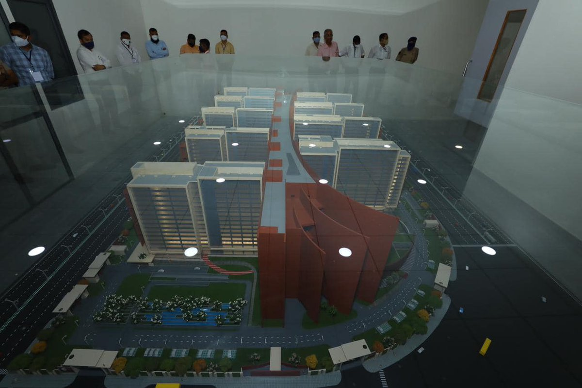In pictures: Upcoming Surat Diamond Bourse and Dream City