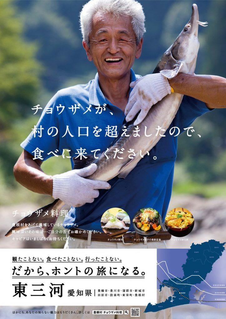 限界集落・愛知県豊根村が自虐的で面白い宣伝をしているが…ソコに吸収された富山村も凄い!