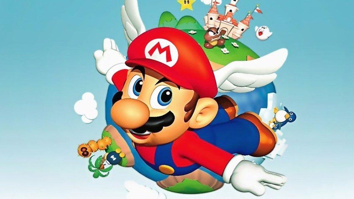 @IGN's photo on Super Mario 64